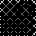 Server Shield Security Icon