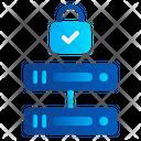 Server Storage Hosting Icon