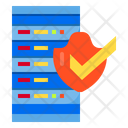 Protection Internet Digital Icon