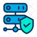 Shield Protected Server Secure Server Icon