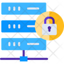 Secure Server Connection Icon