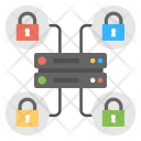 Server Protection Security Icon