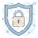 Insurance Policy Privacy Secure Shield Icon