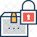 Secure Shipping Icon