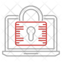 Secure System Lock Icon