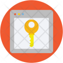 Locked Tab Privacy Icon
