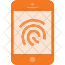 Secure Tablet Icon