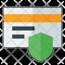Secure Transaction Safe Transaction Icon