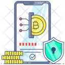 Digital Payment Mobile Payment Bitcoin Payment Icon