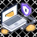 Safe Transaction Secure Transaction Digital Transaction Icon