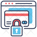 Financial Security Money Protection Safe Money Icon