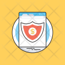 Secure Transaction Security Icon