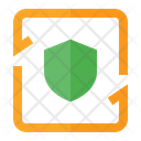 Secure Transfer Transfer Secure Icon