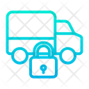 Secure Truck Icon