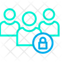 Secure User Secure Profile Male Profile Icon