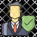 Secure User Private Icon