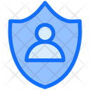 Secure User User Secure Icon