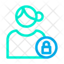 Secure User Icon