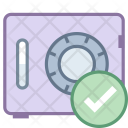 Secure vault Icon