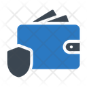Wallet Security Protection Icon