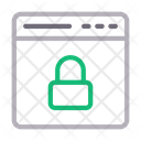Lock Private Webpage Icon