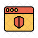 Browser Internet Security Icon