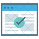 Secure Web Page Icon
