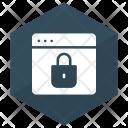 Secure Webpage Icon
