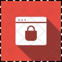 Secure Webpage Webpage Lock Icon