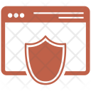Webpage Secure Note Icon