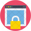 Secure Website Information Icon
