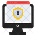Secure Website Website Security Website Protection Icon