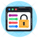 Secure Website Website Protection Web Security Icon