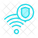 Wifi Shield Wireless Icon