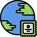 Secure world Icon