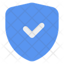Secured Lock Security Icon