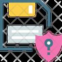 Secured Backup Icon