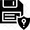 Database Lock Server Icon