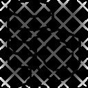 Secured Backup Web Icon