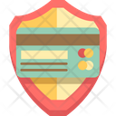 Secured Card Payment Icon