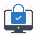 Private Lock Secure Icon