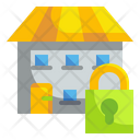 Secured House Icon