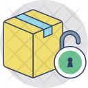 Secured Package Icon