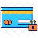 Secured Payment Debit Icon