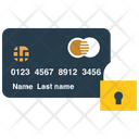 Secured Payment Visa Credit Card Credit Card Icon