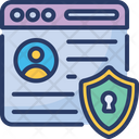 Secured Privacy Protected Icon
