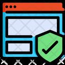 Interface Seo Web Icon