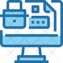 Securer document Icon