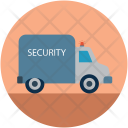 Security Van Police Icon