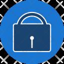 Security Lock Administrator Icon